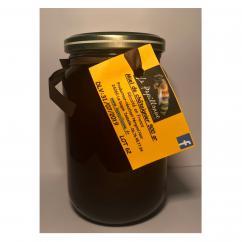 La papillonne - Miel de châtaignier - 1 kg - Miel - 1