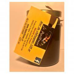 La papillonne - Miel de châtaignier - 125 gr - Miel - 0.125