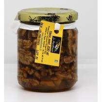La papillonne - Noix miel - 200 gr - Miel - 400 gr