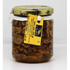 La papillonne - Noix miel - 200 gr - Miel - 0.400