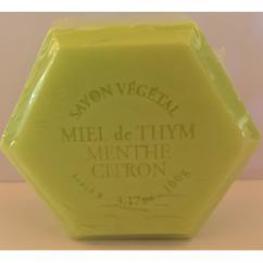 La papillonne - Savon au miel Citron vert - Savon - 0.300