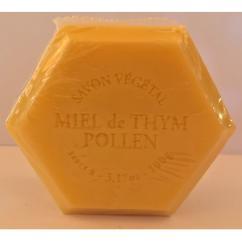 La papillonne - Savon au miel pollen - Savon - 0.300