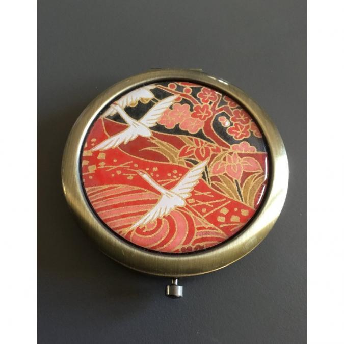 La Pépette - Miroir de poche - miroir de poche