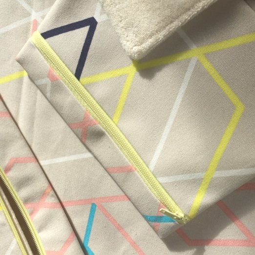 La petite fabrique toulousaine - Kit de voyage - pochette, sac à main