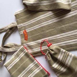 La petite fabrique toulousaine - Kit de voyage n° 12 - pochette, sac à main
