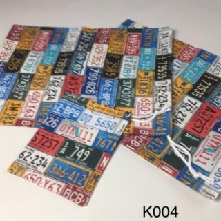 La petite fabrique toulousaine - Kit de voyage n° 9 - pochette, sac à main