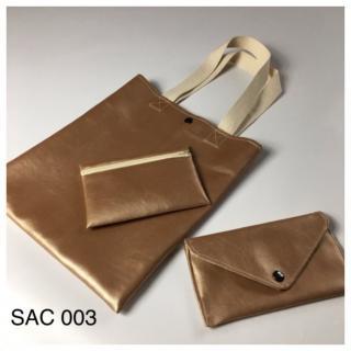 La petite fabrique toulousaine - Sac et accessoires assortis - pochette, sac à main