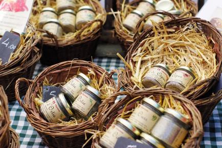 LA PETITE MERLETTE - Gamme de sels et sucres aromatiques au sel de Guérande et aux plantes aromatiques de la Drôme