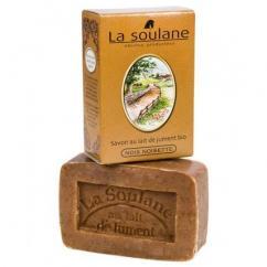 La Soulane - Savon NOIX NOISETTE - Savon - 100 gr