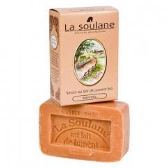 La Soulane - Savon SANTAL - Savon - 100 gr