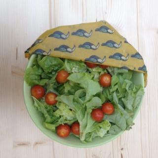 L'abeille qui emballe - LE WRAP LARGE: L'INDISPENSABLE - Emballage réutilisable