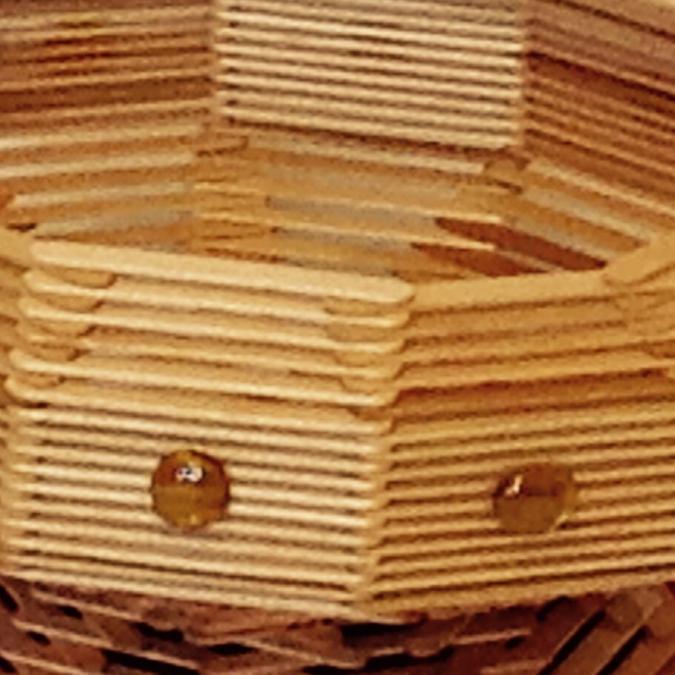 La boite à kdo - Corbeille ou Panier à fruits - coupe a fruits