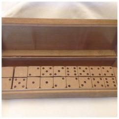 La boite à kdo - Jeu de domino - jeu en bois