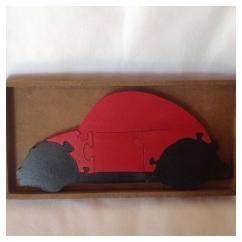 La boite à kdo - Puzzle - jouet en bois