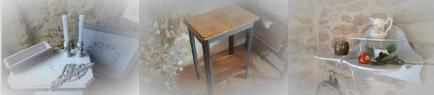 La cabane-a-deko - Faire revivre meubles et objets anciens