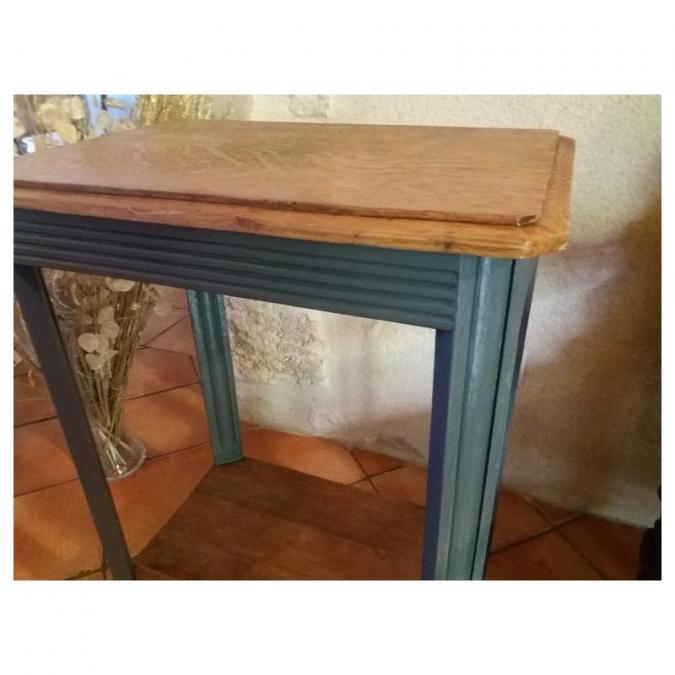 La cabane-a-deko - Table d'appoint Gustave - Console - bois