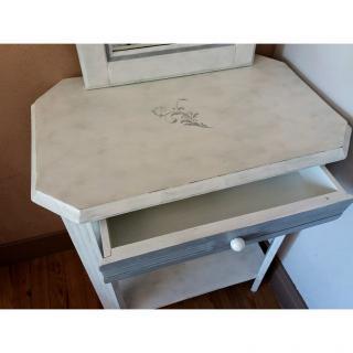 La cabane-a-deko - Table de toilette Scarlett - Console - bois