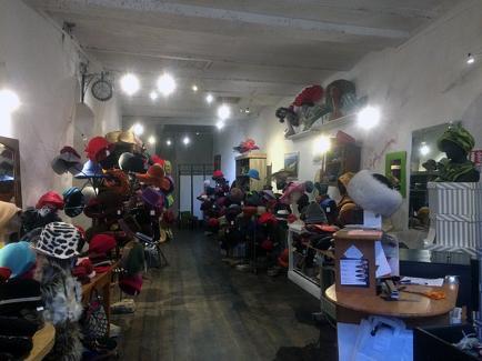 La forêt des chapeaux - Choisissez votre allure pour un usage festif, du quotidien