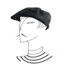 La forêt des chapeaux - Desaka - Chapeaux - Noir