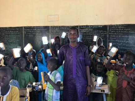LAGAZEL - LAGAZEL est une société éthique qui favorise la fabrication d'équipements solaires en Afrique.