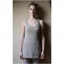 Laines Paysannes - La robe en laine Zéa - Robe - Gris