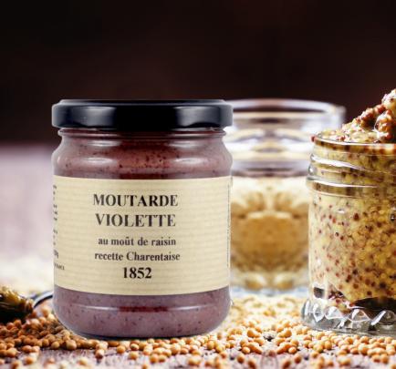 La moutarderie confiserie - Découvrez les produits d'une entreprise artisanale independante française créée en 1998 en Saintonge