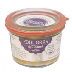 L'armoire à Conserves - Foie gras entier 60gr - Foie gras - 0.06