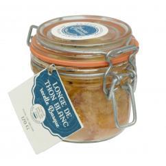 L'armoire à Conserves - Longe de thon 170gr - Conserve et soupe de poisson