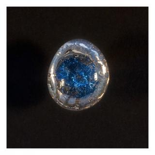 Bijoux l'Art de recycler - Bague boule couleur - Bague - Verre