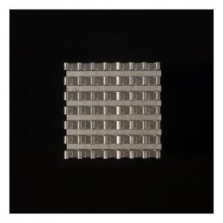 Bijoux l'Art de recycler - Bague ordi argent - Bague - Aluminium