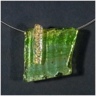 Bijoux l'Art de recycler - Collier en verre - Collier - Verre