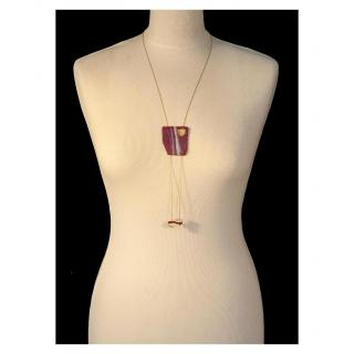 Bijoux l'Art de recycler - Long collier - Collier - Verre