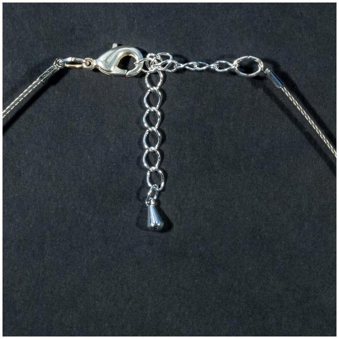 Bijoux l'Art de recycler - Parure collier plus bague - parure de bijoux
