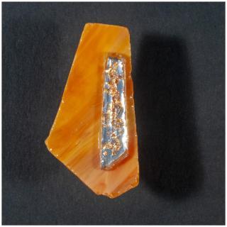 Bijoux l'Art de recycler - Parure collier plus bagues - parure de bijoux