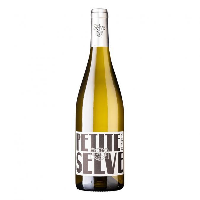 Château de la Selve - Petite Selve Blanc - 2020 - Bouteille - 0.75L