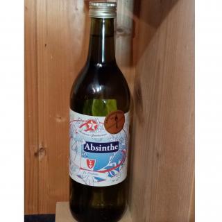 La Semilla - Distillerie Aymonier - Absinthe bio La Loulette - Absinthe