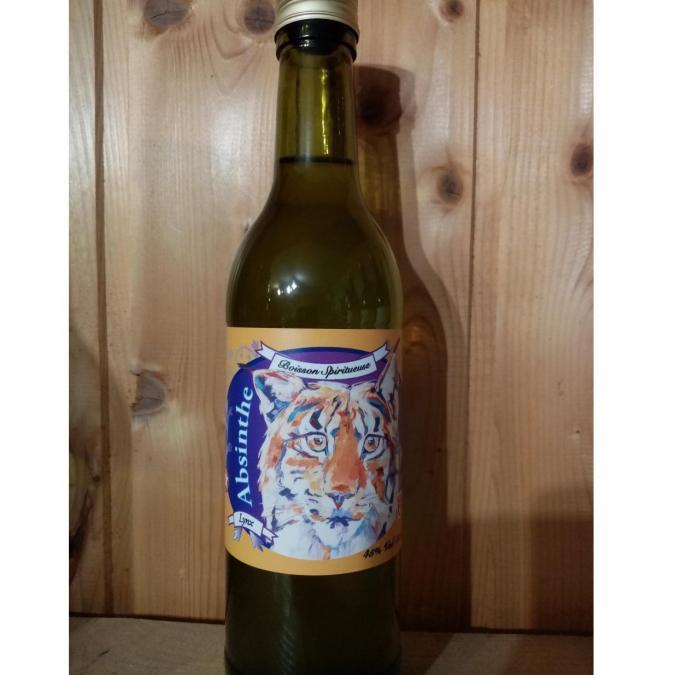 La Semilla - Distillerie Aymonier - Absinthe Lynx bio solidaire - Absinthe