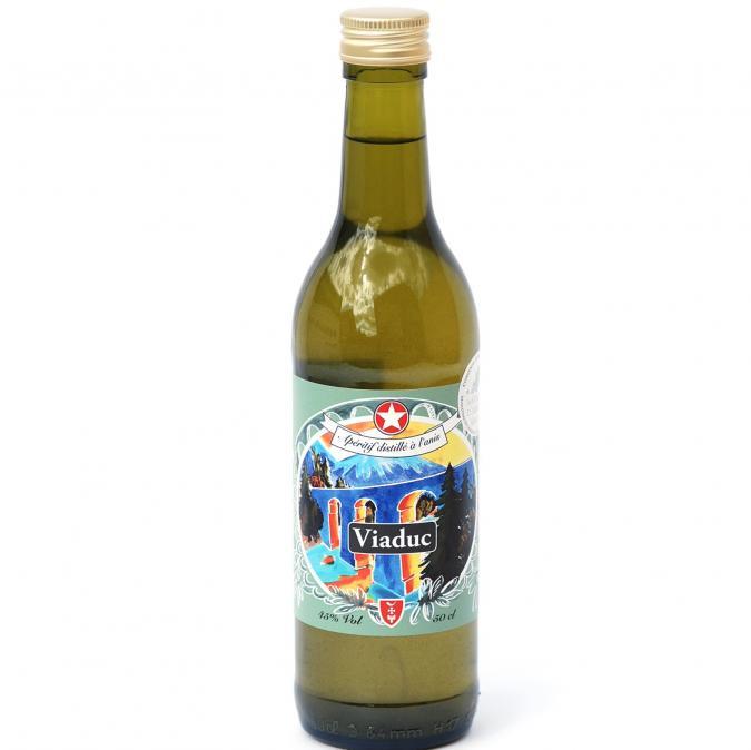 La Semilla - Distillerie Aymonier - Apéritif anisé bio, Le Viaduc - Apéritif