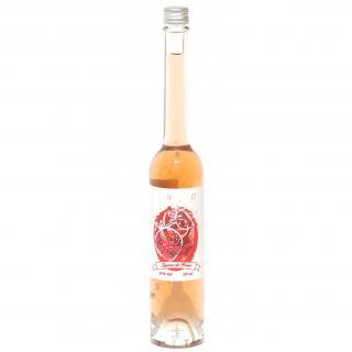 La Semilla - Distillerie Aymonier - Liqueur de Fraise bio - Liqueur