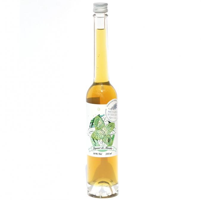 La Semilla - Distillerie Aymonier - Liqueur de Menthe bio - Liqueur