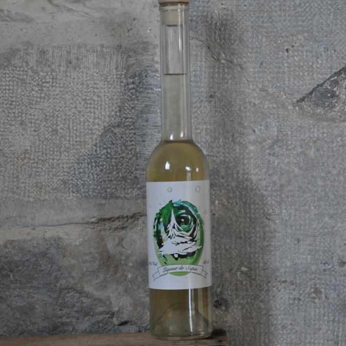 La Semilla - Distillerie Aymonier - Liqueur de Sapin bio - Liqueur
