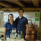 La Semilla - Distillerie Aymonier - Ferme d'altitude en agriculture biologique.  Paysan-Distillateur.