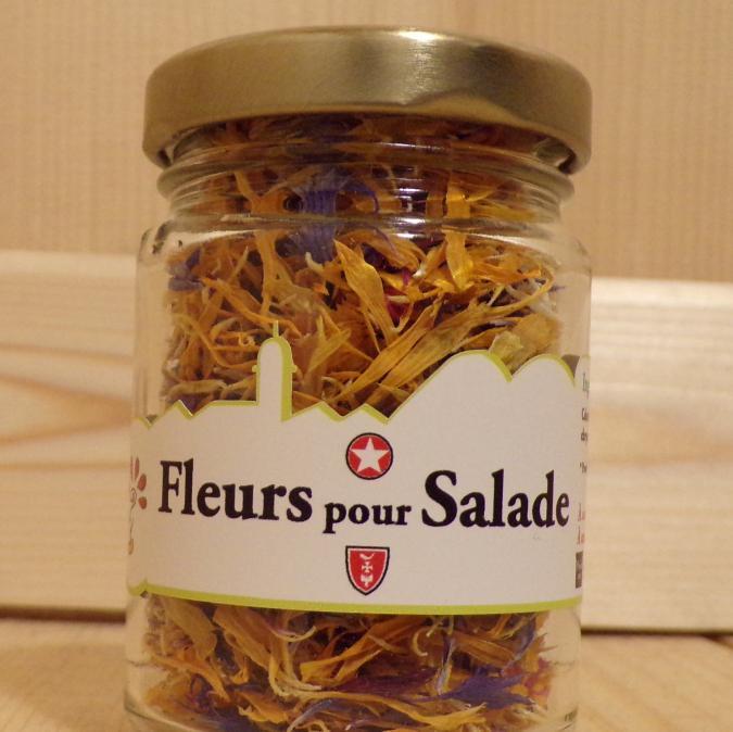 La Semilla - Distillerie Aymonier - Pétales de fleurs bio - Condiments et sauces - 0.1