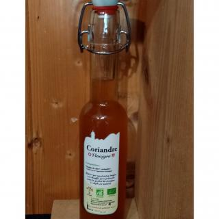 La Semilla - Distillerie Aymonier - Vinaigre à la Coriandre bio - Vinaigre -  -