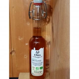 La Semilla - Distillerie Aymonier - Vinaigre à l'Ail des Ours bio - Vinaigre -  -
