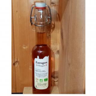 La Semilla - Distillerie Aymonier - Vinaigre à l'Estragon bio - Vinaigre -  -