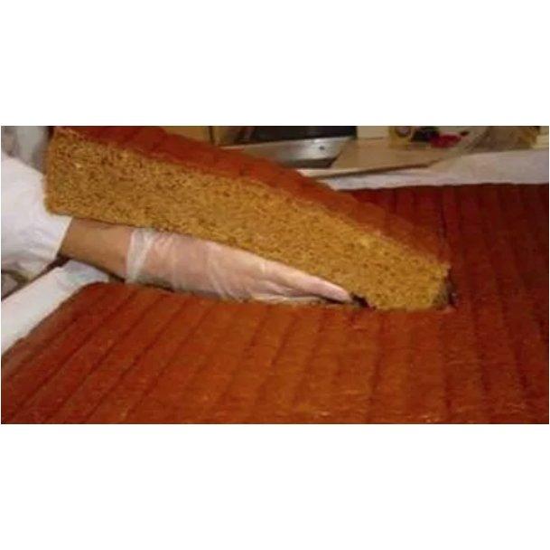 L'atelier apicole - 2 kg Pain d'épice bio pruneaux - Pain d'épice