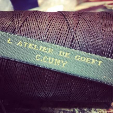 L'atelier de Goeft - Briderie Équestre -colliers chiens - petite maroquinerie