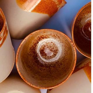 L'Atelier de Brume - Creamy cup - Tasse - Grès