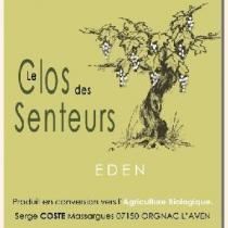 """Le Clos des Senteurs - Cuvée """"Eden"""" Bio - 2017 - Bouteille - 0.75L"""